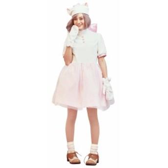 ルービーズ 大人用マリー おしゃれキャット ディズニー DISNEY ハロウィン レディース ハロウィン 仮装 衣装