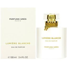 【難あり】グレ Gres ルミエール ブランシェ EDP SP 100ml Lumiere Blanche Eau De Parfum【訳あり】 【香水 フレグランス】