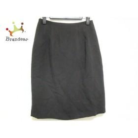 ニジュウサンク 23区 スカート サイズ36 S レディース 美品 ダークブラウン                   スペシャル特価 20190404