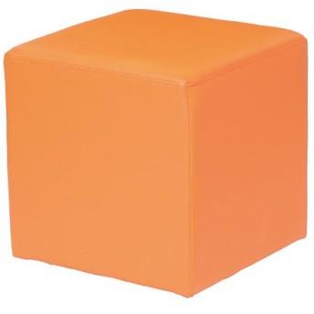【法人限定】 キューブスツール スツール カラフル かわいい ロビーチェア キッズスペース 四角 正方形 立方体 キューブ 店舗 デパート 待合室 QIC-400
