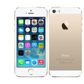 国内版 SIMフリー 格安SIM Apple アップル iPhone5s 32GB Gold Model A1533 アップル認定整備品 リファービッシュ