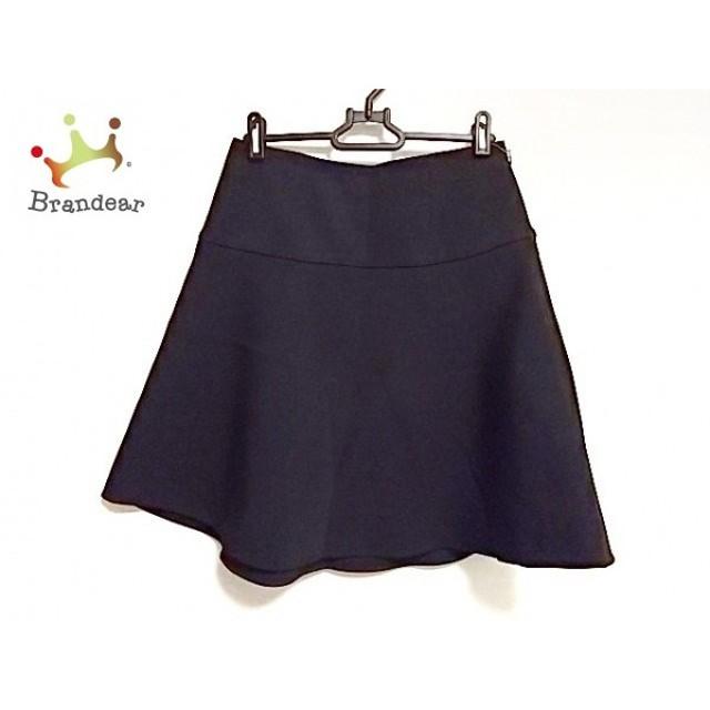 ミューズデドゥーズィエムクラス スカート サイズ36 S レディース 美品 黒         スペシャル特価 20190628