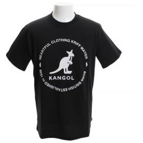 クリフメイヤー(KRIFF MAYER) KANGOL コラボTシャツ 1817213-2-BLK (Men's)