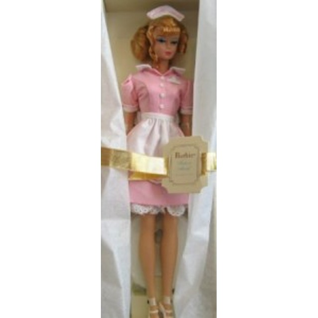 THE WAITRESS Barbie(バービー) Doll Gold Label SILKSTONE Fashion Model Collection (2005 Robert Best