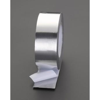 【メーカー在庫あり】 EA944SY-50 エスコ ESCO 50mmx10m 粘着テープ(アルミ箔) JP店