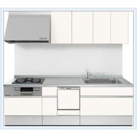 LIXIL システムキッチン シエラ 間口2100mm(食器洗乾燥機付) スライド(スライドストッカープラン) 送料無料