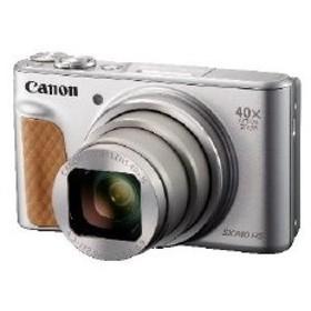CANON PowerShot SX740 HS シルバー [コンパクトデジタルカメラ(2030万画素)]