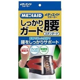 メディエイド しっかりガード腰 スタンダード ブラック M ( 1枚入 )/ メディエイド