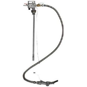 アクアシステム 吐出専用 エア式ドラムポンプ 溶剤・薬品 (加圧式)(1台) APD20ASN 4550285