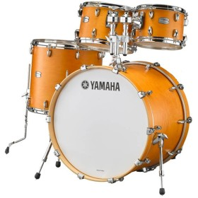 YAMAHA TMP0F4CRS [Tour Custom / All Maple Shell Drum Kit / BD20, FT14, TT12&10, ダブルタムホルダー付属/ キャラメルサテン]