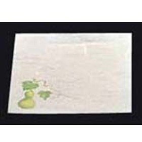 EBM-3275100 雲流敷紙 4寸(100枚入)ひょうたん(64410) (EBM3275100)