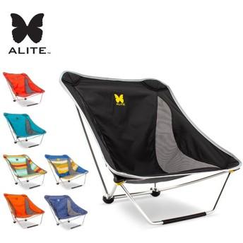 エーライト Alite Mayfly Chair メイフライチェア 折りたたみチェア 01-04B 椅子 アウトドア キャンプ 持ち運び 軽量 丈夫 組み立て式