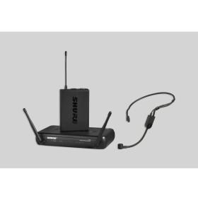 SHURE シュア/ SVX14/PGA31 ヘッドウォーン・マイクロホン付属システム