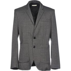 《期間限定セール開催中!》OBVIOUS BASIC メンズ テーラードジャケット 鉛色 50 ポリエステル 65% / レーヨン 32% / ポリウレタン 3%