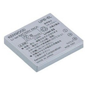 JVCケンウッド UPB-6L(リチウムイオンバッテリーパック) 返品不可