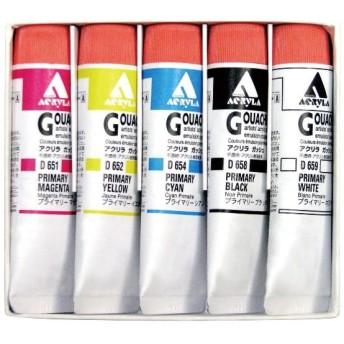 アーテック:H AGセット 基本5色セット(6号)20ml 105775