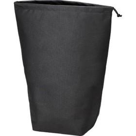 TNFD-10-L トラスコ中山(株) TRUSCO 不織布巾着袋10枚入 黒 500X420X220MM JP