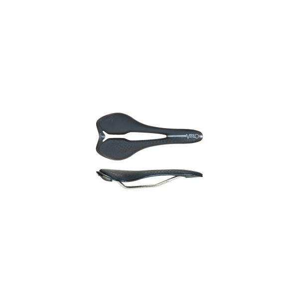 Velo Angel-Fly Saddle Black