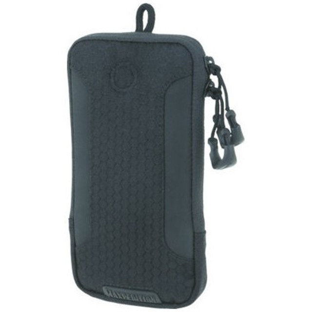 トラスコ中山 PLPBLK MAX PLP iPhone 6/6S Plus ポーチ ブラック