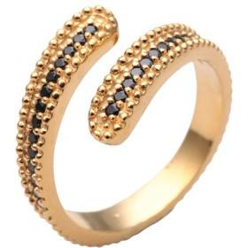 《期間限定セール開催中!》FIRST PEOPLE FIRST レディース 指輪 ゴールド one size シルバー925/1000 / 18金メッキ / キュービックジルコニア Concordia Zircon Ring