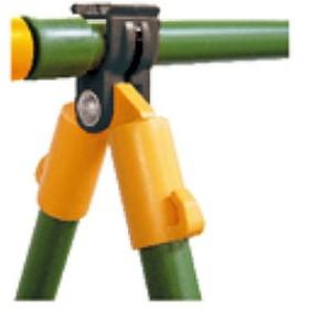 (代引不可)DAIM(第一ビニール)棚支柱 φ16mm×1500mm 10045
