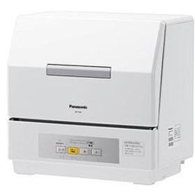 パナソニック 食器洗い乾燥機 「プチ食洗」(3人用・食器点数18点) NP-TCR4-W ホワイト (NPTCR4W) 【お届け日指定不可】 ※設置券別売り