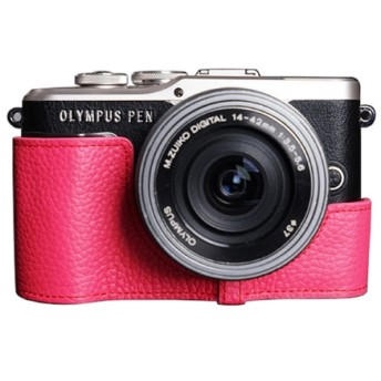 TPCHOEPL9PK カメラボディケース TPCHOEPL9PK ピンク