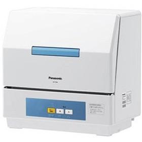 パナソニック 食器洗い機 「プチ食洗」(3人用・食器点数18点) NP-TCB4-W ホワイト ※設置券別売り