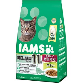 マースジャパン アイムス 11歳以上用 毎日の健康サポート チキン 1.5kg