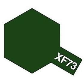 タミヤ タミヤカラー アクリルミニXF73濃緑色(陸上自衛隊) (つや消し)※ご注文後のご手配となります。