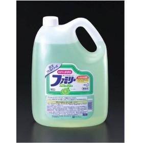 【メーカー在庫あり】 000012054774 エスコ ESCO 4.5L 食器用洗剤 ファミリーフレッシュ JP店