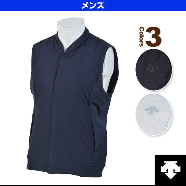 aa9fc1ddb9ae87 デサント オールスポーツウェア(メンズ/ユニ) トレーニングベスト/メンズ(DAT-