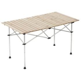コールマン ナチュラルウッドロールテーブル120 (2000031291) キャンプ テーブル Coleman