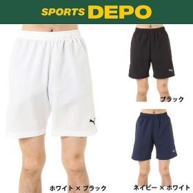 PUMA(プーマ) メンズ サッカー フットサル ハーフパンツ プラクティスパンツ (920691)