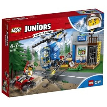 5702016092981:レゴ ジュニア シティ 山のドロボウたいほ 10751【新品】 LEGO JUNIORS 知育玩具