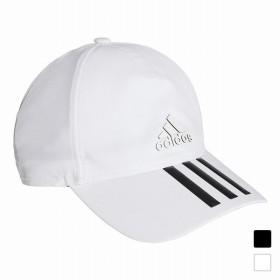 アディダス メンズ キャップ 3Sクライマクールキャップ (DUE33) 帽子 adidas UV対策 熱中症 暑さ対策