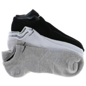 ナイキ メンズ レディース ソックス 3足組 (SX4702901) 靴下 : 3色セット NIKE