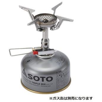 ソト アミカス (SOD-320) キャンプ シングルコンロ 新富士バーナー SOTO