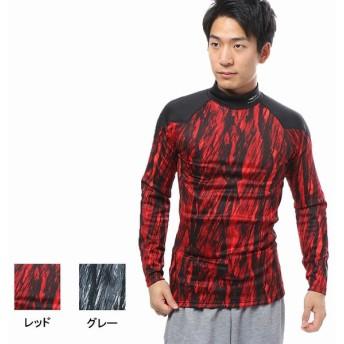 ティゴラ メンズ ゴルフ iHEAT 長袖インナーシャツ TR-1U1537LH-H TIGORA