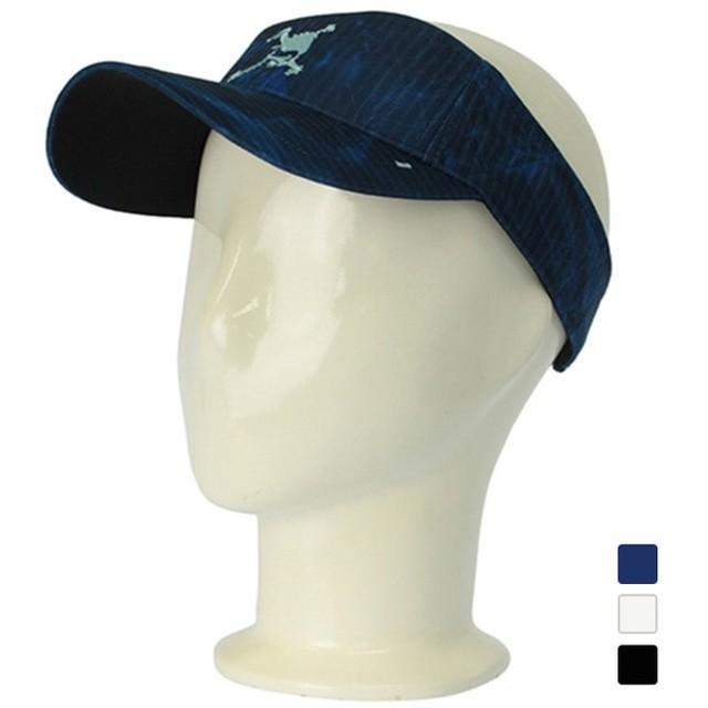 オークリー メンズ ゴルフ サンバイザー 帽子 SKULL GRAPHIC PK VISOR 3.0 911990JP-6 OAKLEY 熱中症 暑さ対策 UV対策