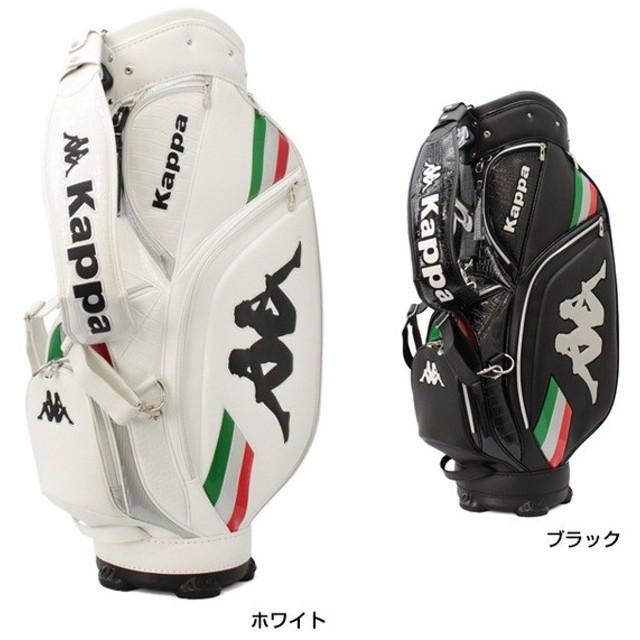 KAPPA カッパ KG718BA01 キャディバッグ 9.5型 メンズ ゴルフ golf5 キャディーバック