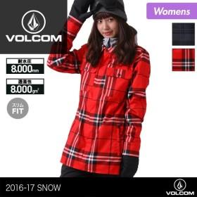VOLCOM/ボルコム レディーススノーボードウェア ジャケット スノボウェア スノーウェア ウエア スノージャケット スキーウェア H0651708