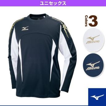 ミズノ オールスポーツウェア(メンズ/ユニ) Tシャツ/長袖/ユニセックス(32JA7530)