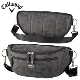 Callaway(キャロウェイ)日本正規品 C-Style Body Back 18JM (シースタイルボディバック18JM) ボディバッグ 2018モデル