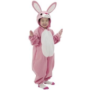 ジャンプスーツ(うさぎ)子供用(なりきりグッズ・着ぐるみ)