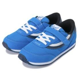 キッズ 【VANS】 SERIO K ヴァンズ セリオ K V2030K2 BLUE/NAVY 15cm