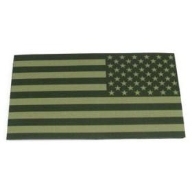 KA-AC-2151-OD IFF US Flag - Right / OD