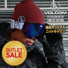 VOLCOM/ボルコム メンズ&レディース ニット帽 帽子 ニットキャップ ビーニー 毛糸のぼうし スノーボード スノボ スキー J58518JC