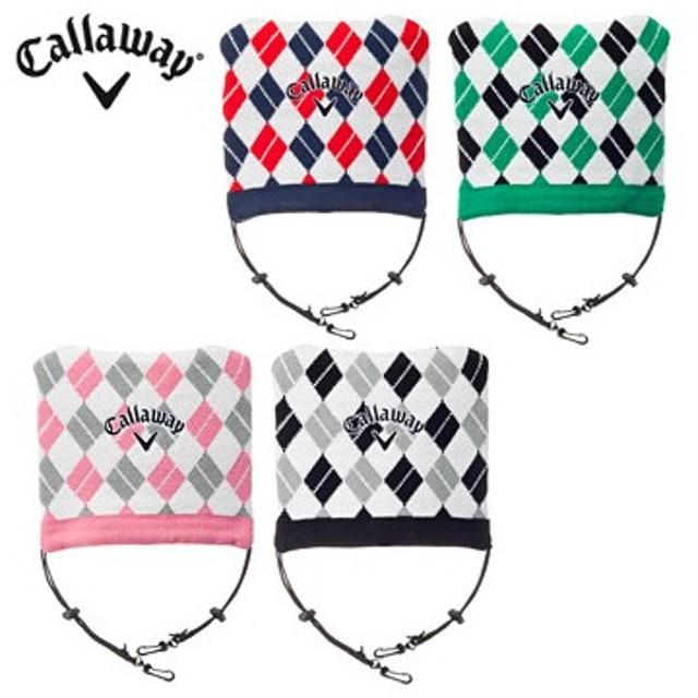 Callaway(キャロウェイ)日本正規品Knit Iron Cover(ニットアイアンカバー)17JM