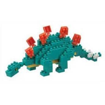4972825146736:ナノブロック NBC 113 ステゴサウルス【新品】 nano block